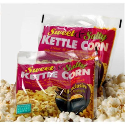 Wabash Valley Farms 43020 KettleKorn All Inclusive Popping Kits Singles