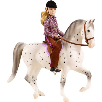 Reeves Breyer - Let's Go Riding - English Set - English Edition