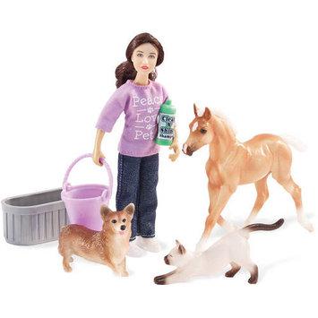 Reeves International Breyer Classic Gift Play Set - Pet Groomer