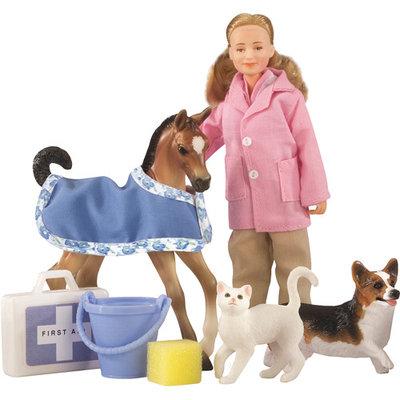 BREYER HORSES CLASSICS ANIMAL RESCUE SET