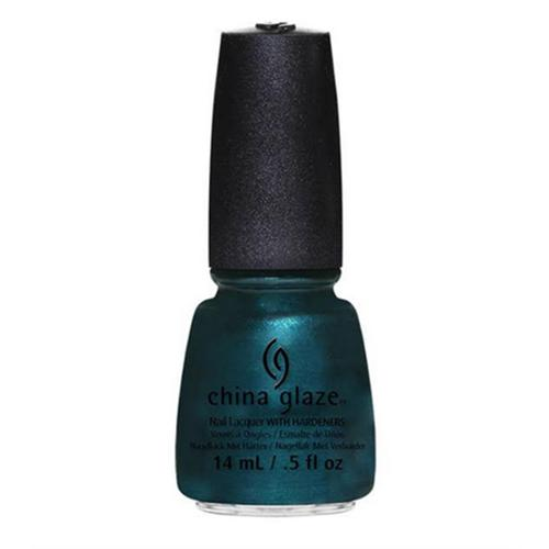 China Glaze Autumn Nights Collection Tongue and Chic