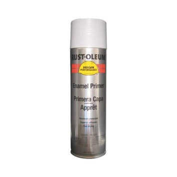 RUST-OLEUM V2182838 Rust Preventative Spray Primer, Gray,15oz