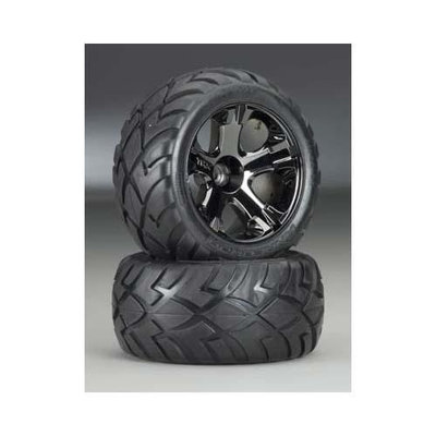 Traxxas All Star Wheels/Anaconda Tires Front
