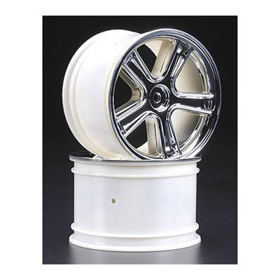 3972X TRX Sport Wheel Maxx Series Chrome Finish (2) TRAC3973 TRAXXAS