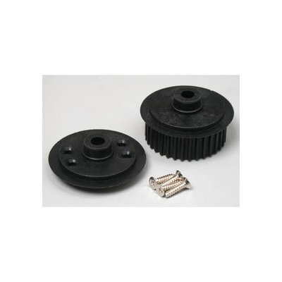 4881 Differential Side Cover & Screws TRAC4881 TRAXXAS