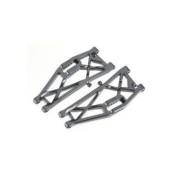 5533G Suspenstion Arms Rear Left & Right Exo-Carbon TRAC5533 TRAXXAS