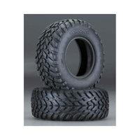Traxxas 5871R S1 Slash Tread Racing Tires (2) SLH/SLH 4x4 Multi-Colored