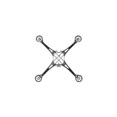 Traxxas Main Frame/Screws Black Alias TRAE2623 LaTrax