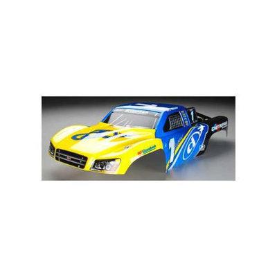 TRAXXAS 6821 Body Slash 4x4 Jerry Whelchel Huffman Motorsports