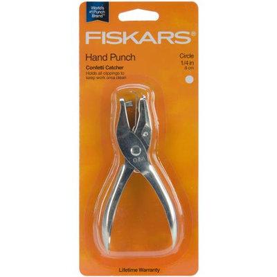 Fiskars Fiskar's All Metal Hand Punch-1/4