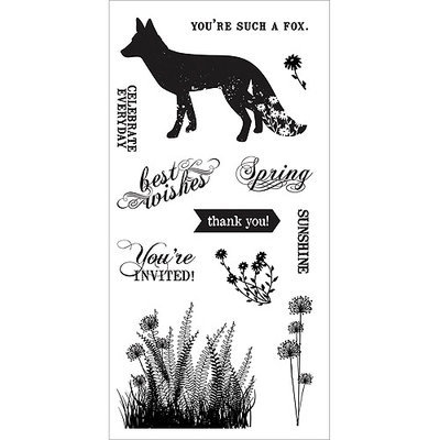 NOTM330844 - Fiskars Clear Stamp 4