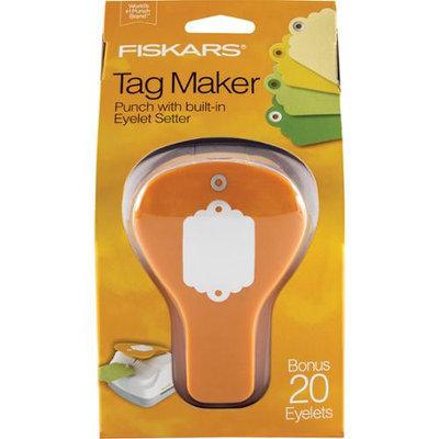 Fiskars Fiskar Tag Maker Punch-Scallop