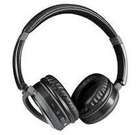 Tdk Life On Record Nc400 Noise Canceling Headphone - Stereo - Black - Mini-phone - Wired - Gold Plated - Over-the-head - Binaural - Circumaural (62028 2)