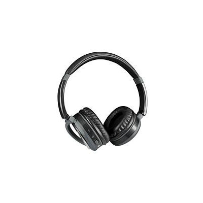 Tdk Life On Record Nc400 Noise Canceling Headphone - Stereo - Black - Mini-phone - Wired - Gold Plated - Over-the-head - Binaural - Circumaural (62028 2)