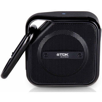 TDK A12 TREK Micro Wireless Outdoor Speaker Black T62094