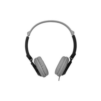 Memorex 62131 St100 Over Ear Headphones Accs 3.5mm 4ft Stereo Blk