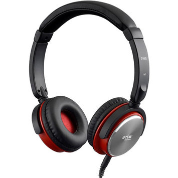 Tdk Life On Record St460 Headset - Stereo - Black - Wired - Over-the-head - Binaural - Circumaural (62156 2)