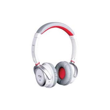 Memorex TDK Life on Record WR680 Wireless Headphones - Stereo - White - Bluetooth