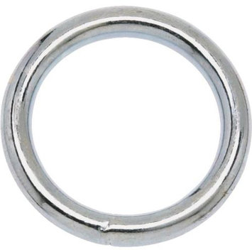 Cooper Campbell Campbell 2 Inch Nickel Finish Welded Ring T7665001 by Apex Tool Group