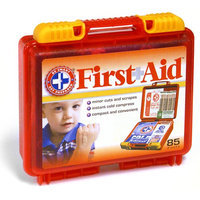 Be Smart Get Prepared 10HBC01088 First Aid Kit Pack Of 6
