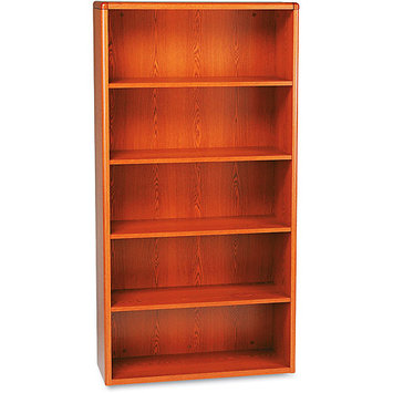 HON 10755J 10700 Series Bookcase - Henna Cherry