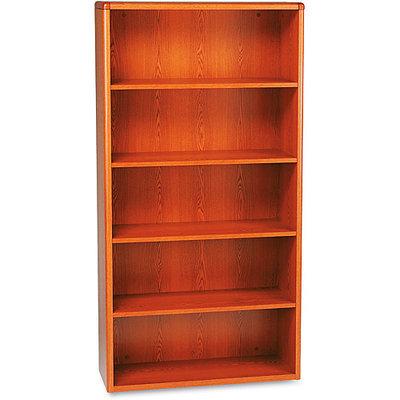 HON 10755J 10700 Series Bookcase - Henna Cherry