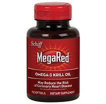 Schiff MegaRed 300 mg Omega-3 Krill Oil - 110 Softgels