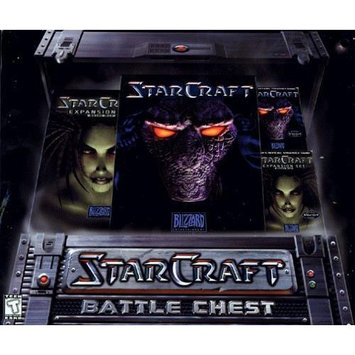 Vivendi Starcraft: Battlechest Win / MAC (PC)
