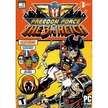 Sierra On Line Sierra 72337 Freedom Force vs. The Third Reich