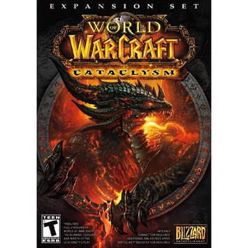Activision, Inc. WORLD OF WARCRAFT: CATACLYSM for PC - English