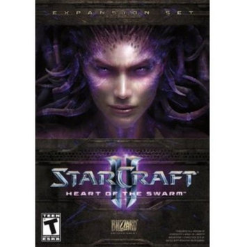 Activision Blizzard 72855 Starcraft II: Heart of Swarm for PC