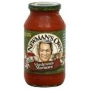 NEWMAN'S OWN Marinara Pasta Sauce With Mushrooms 24 OZ