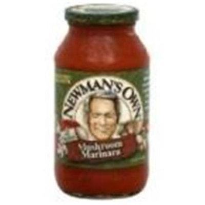NEWMAN'S OWN Marinara Pasta Sauce With Mushrooms 24 OZ