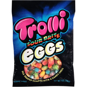 Trolli Sour Brite Eggs Candy