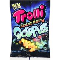 Trolli Sour Brite Octopus Gummi Candy