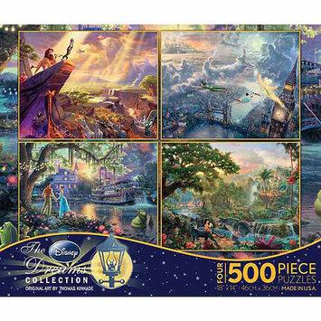 Ceaco Thomas Kinkade Disney Four n One Multi Pack