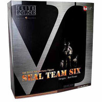 Blue Box Toys Bbi - Elite Force Blue Box Toys Elite Force 3994 .16 Scale Seal Team Six Devgru - Red Team