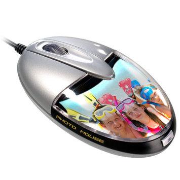Saitek PM39UO Photo Mouse - Optical - 3 x Button
