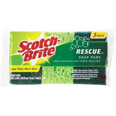 3M Scotch-brite Rescue Soap Pads
