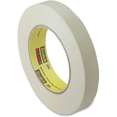 Scotch 234 General Purpose Masking Tape - 3/4