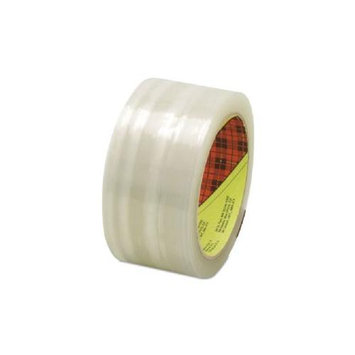 Restockit 3M Industrial 405-021200-72368 Scotch Box Sealing Tape373 Clear 48mm X50M