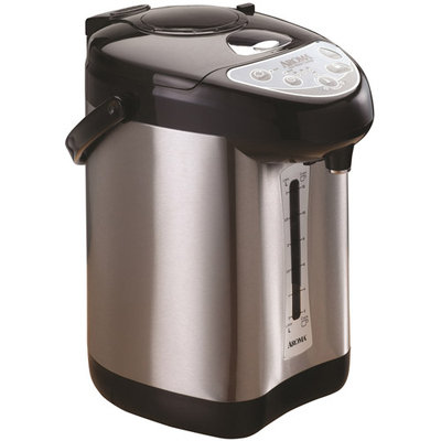 Aroma AAP-340 Hot Water Central 4 Quart Air Pot/Water Heater