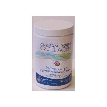 KAL Clinical Youth Collagen Powder Tangerine Dream 10.5 oz