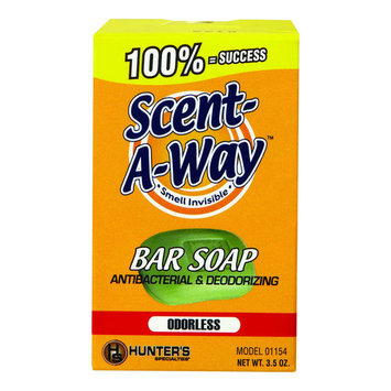 Hunter's Specialties Scent - A - Way Antibacterial Bar Soap