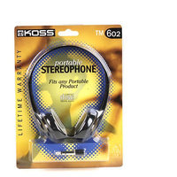 Koss TM 602 Stereo Headphones - KOSS CORPORATION