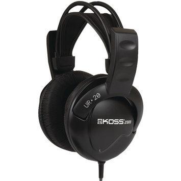 Koss UR20 Full Size Stereo Headphones (Black)