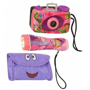 Sakar International SAKAR Dora The Explorer Camera Kit 26067