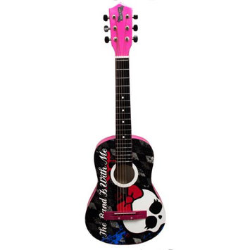 Sakar International Monster High 30' Acoustic Guitar