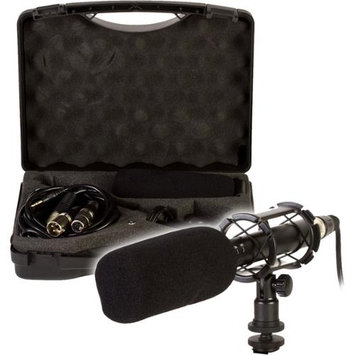 Kodak MIC-711 Condenser Shotgun Video Microphone with Case