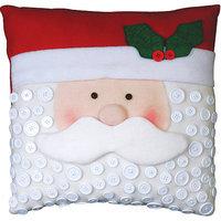 Tobin Santa Pillow Felt Applique Kit-15 X15